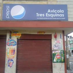 Avícola Tres Esquinas en Bogotá