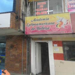 Academia Latinoamericana de Belleza en Bogotá