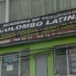 Academia de Seguridad Colombo Latina Avenida Primera Este  en Bogotá