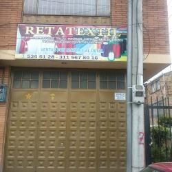 Retatextil en Bogotá