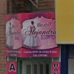 Cerrado Diseños Alejandra en Bogotá
