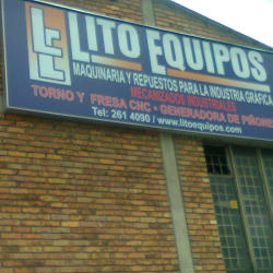 Lito Equipos en Bogotá