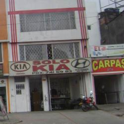 Solo KIA en Bogotá