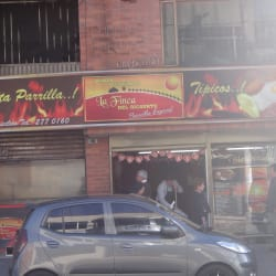 La Finca del Ricaurte en Bogotá