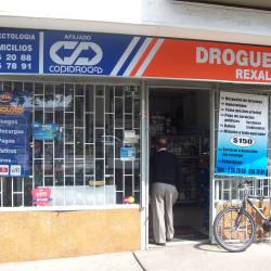 Droguería Rexal Copidrogas en Bogotá