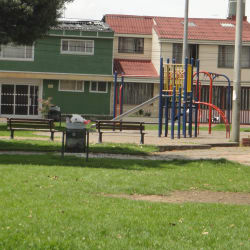 Parque Calle 63F en Bogotá