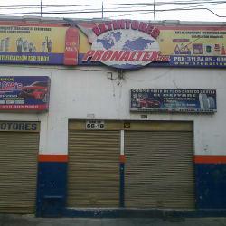 Extintores Pronaltex Ltda. en Bogotá