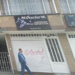 Starfor Uniformes Deportivos en Bogotá