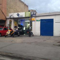 Zaraf Llantas Motos en Bogotá