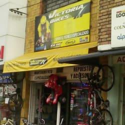 Victoria Bikes en Bogotá