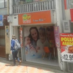 Happy Tortas Carrera 112A en Bogotá