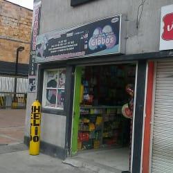 El Mundo De Los Globos en Bogotá