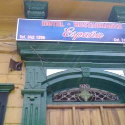 Hotel Restaurante España en Bogotá