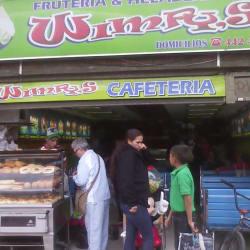 Frutería y Heladería Winpy,s en Bogotá