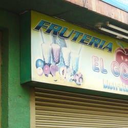 Frutería y Heladería El Gordito en Bogotá