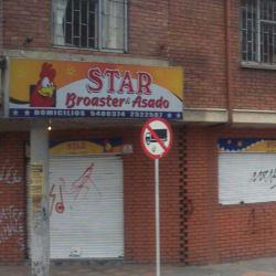 Star Broaster y Asado en Bogotá