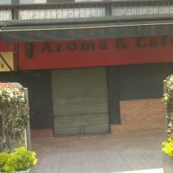 Aroma & Cafe en Bogotá