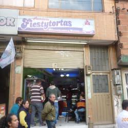 Fiestytortas en Bogotá