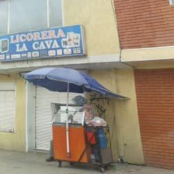 Licorera La Cava en Bogotá