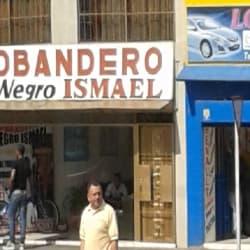 Sobandero El Negro Ismael en Bogotá