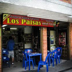 Los Paisas Calle 151 en Bogotá