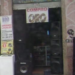 Casa Comercial Futurama en Bogotá