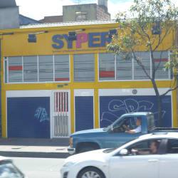 Syper en Bogotá