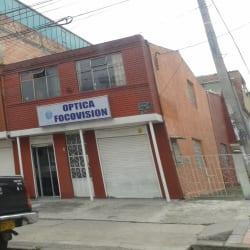 Óptica Focovisión  en Bogotá