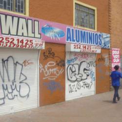 Drywall Aluminios en Bogotá