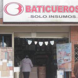 Baticueros en Bogotá