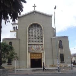Iglesia El Divino Salvador en Bogotá