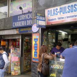 Minutos a $100 Calle 10 con Carrera 12 en Bogotá