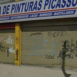 Fabrica de Pinturas Picasso en Bogotá
