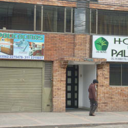 Hotel Las Palmas en Bogotá