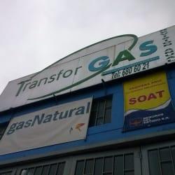 Transforgas Ltda. en Bogotá