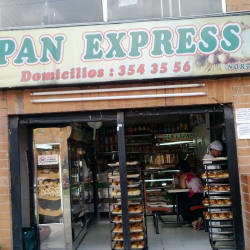 Pan Express Calle 181C con 11 en Bogotá