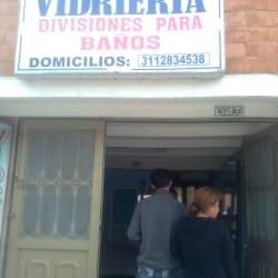 Vidriería HM en Bogotá
