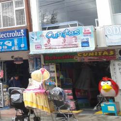 Pañalera Cunitas en Bogotá