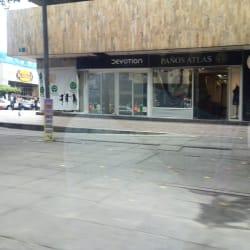 Paños Atlas Carrera 15 con 93 en Bogotá