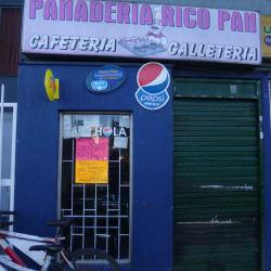 Panadería Rico  Transversal 74 en Bogotá