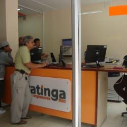Aratinga en Bogotá