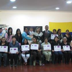 Fundación Roca Internacional en Bogotá