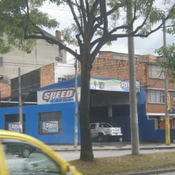 Speed Car Wash en Bogotá