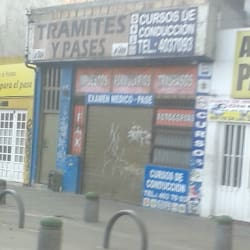 Trámites y Pases en Bogotá