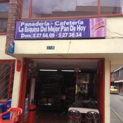 La Esquina del Mejor Pan de Hoy en Bogotá
