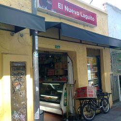 Cigarrería y Licorería El Nuevo Laguito en Bogotá