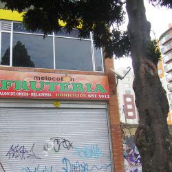 Frutería Melocotón en Bogotá