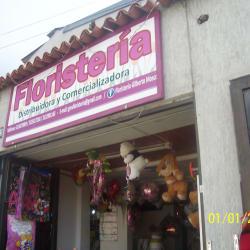 Floristería Carrera 54A con 174 en Bogotá