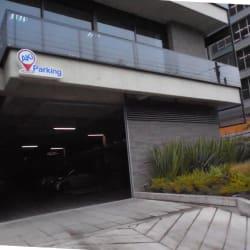 AKI Parking en Bogotá