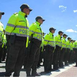 Estación de Policía Usaquén en Bogotá